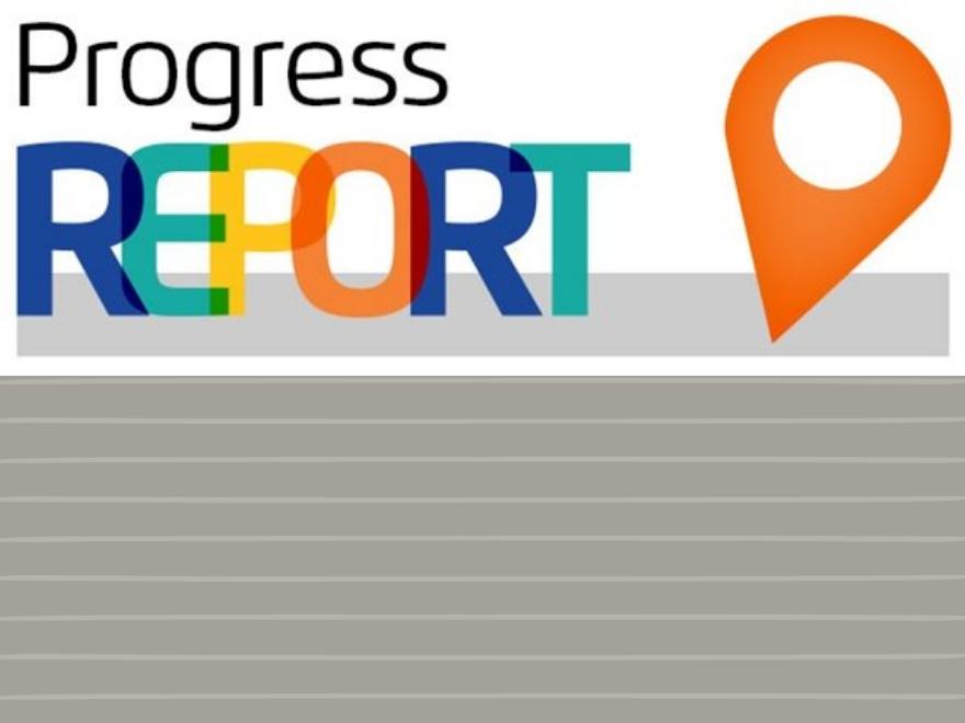 4th Quarter Progress Reports