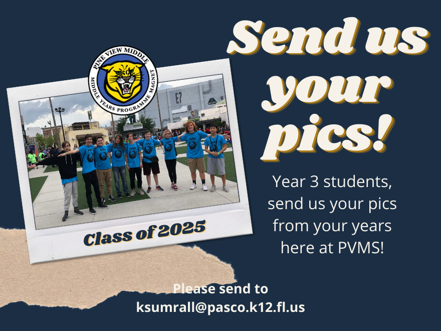 Year 3 Send PIctures